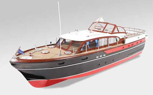 Chris Craft Rc Model Boat Kits