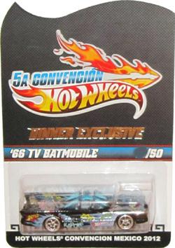 Hot Wheels Rare Convention Cars
