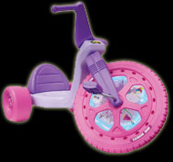 Princess Big Wheel 16""