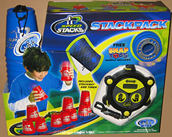 Speed Stacks StackPack BLUE